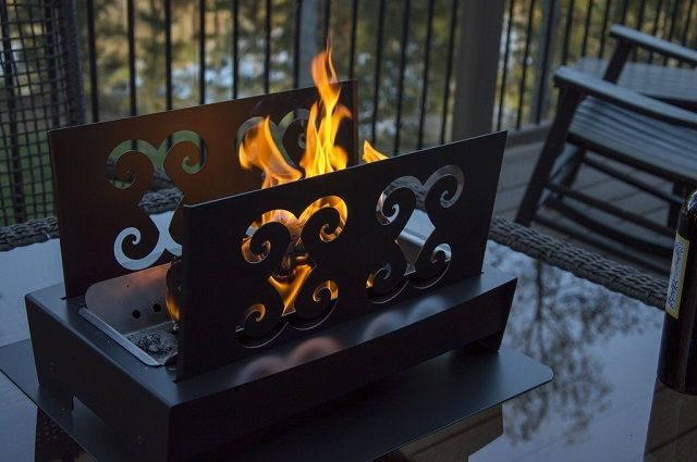 Tranquility Table Top Firepit