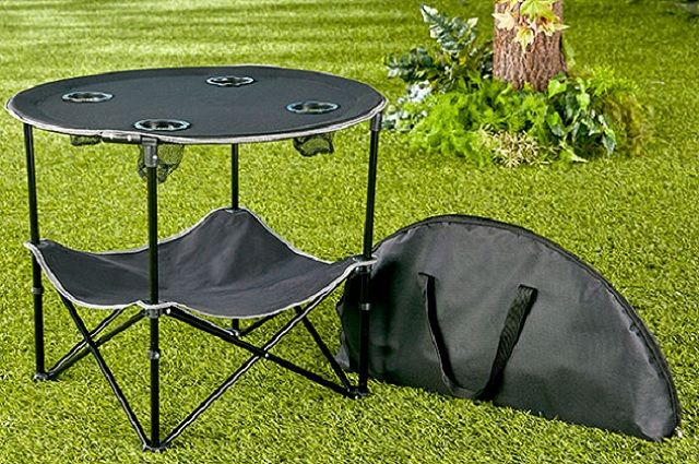 Picnic at Ascot Travel Folding Table