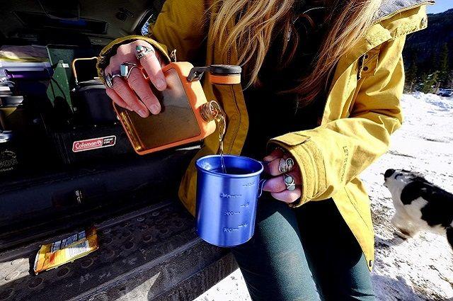 GSI Outdoor Boulder Flask
