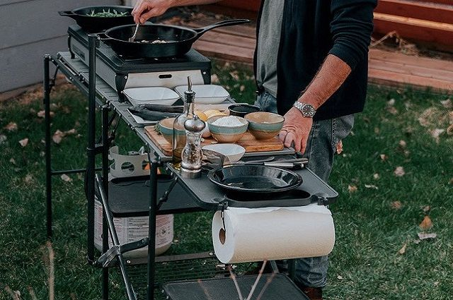 GCI Outdoor Master Cook Station™