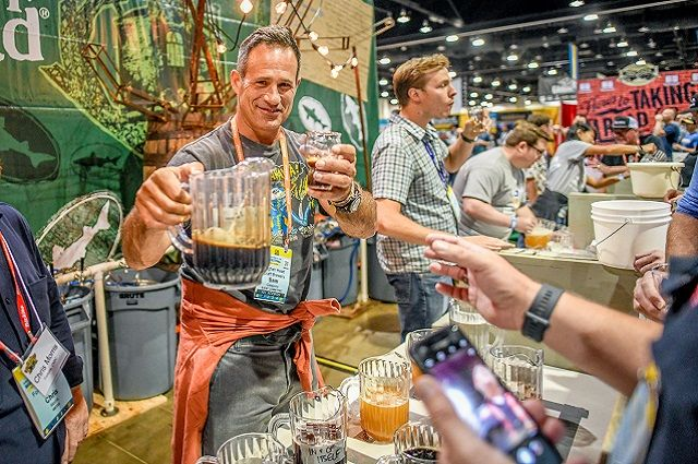 A Beer Playland – Great American Beer Festival