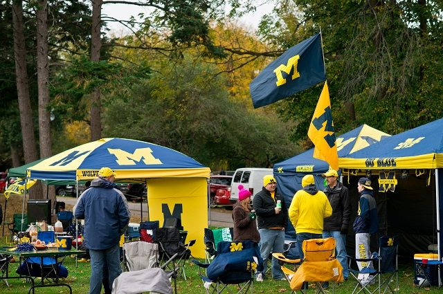 Take it to the Big House