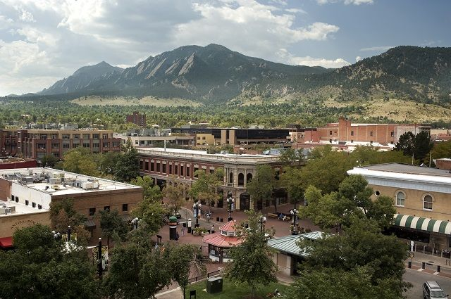 Rocky Mountain High – On Top of the World in Boulder