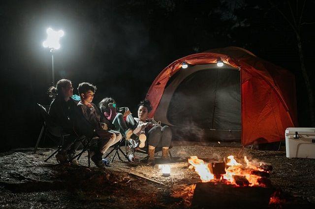 ReadyLight Solar Powered Camping Light