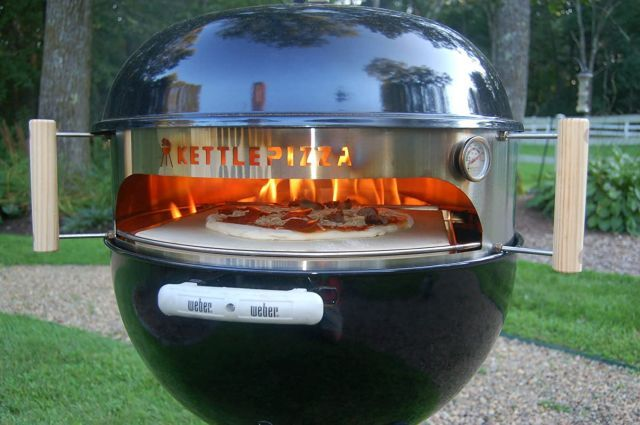 Kettlepizza Charcoal Grill Oven Kits