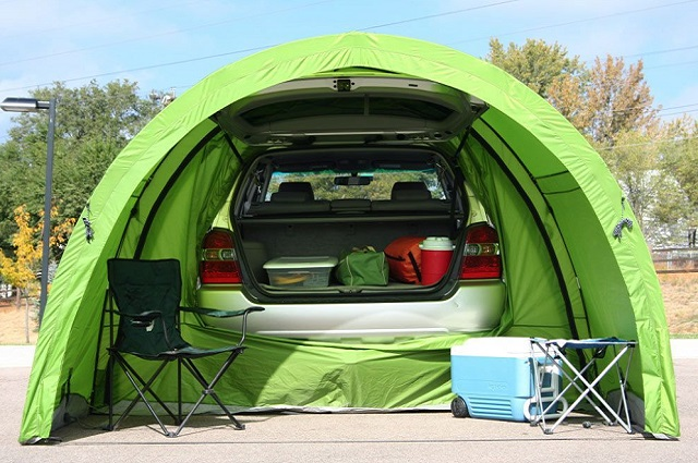 ArcHaus Shelter & Tailgate Tent