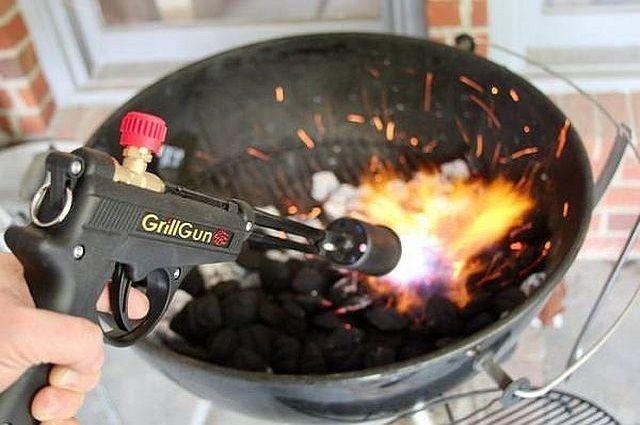 The GrillBlazer GrillGun
