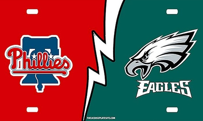 Ban on Fans For Eagles and Phillies Games