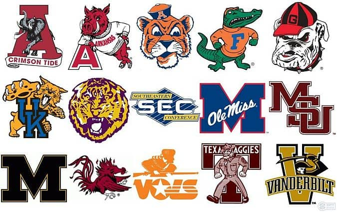 SEC Opts for Conference Only Football Schedule