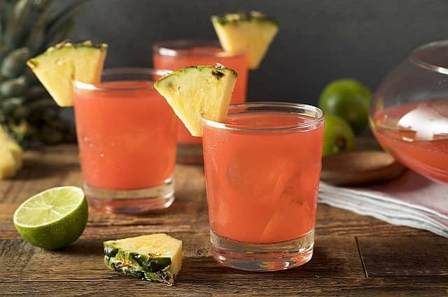 Tequila Lime Punch