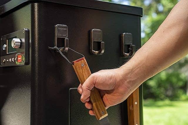 Traeger Grill Hopper Magnetic Tool Hooks