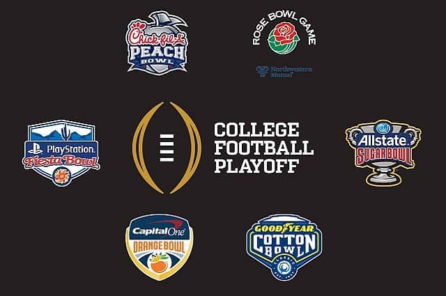 College Football Bowl Schedule Set