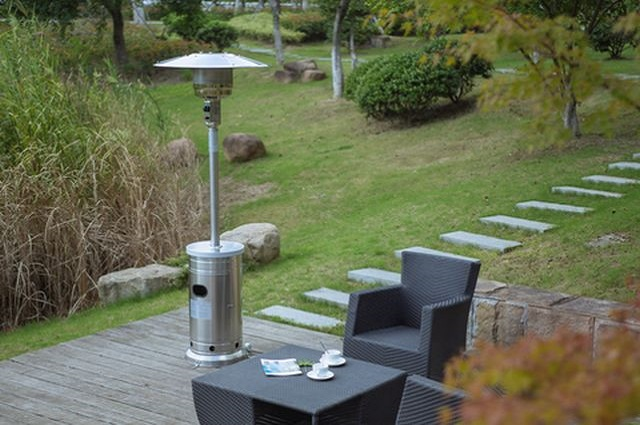 Garden Treasures Liquid Propane Patio Heater