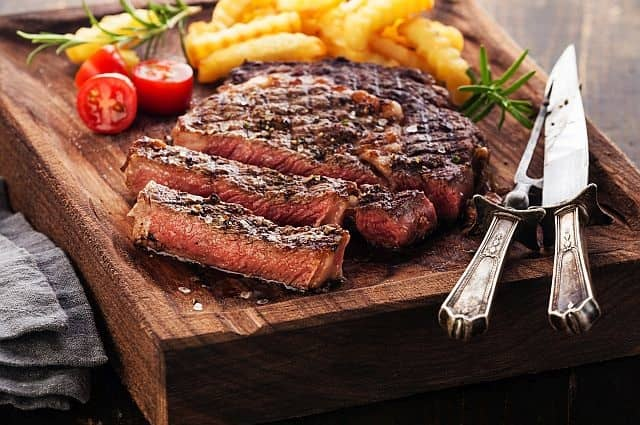 6 Tips for a Great Grilled Steak