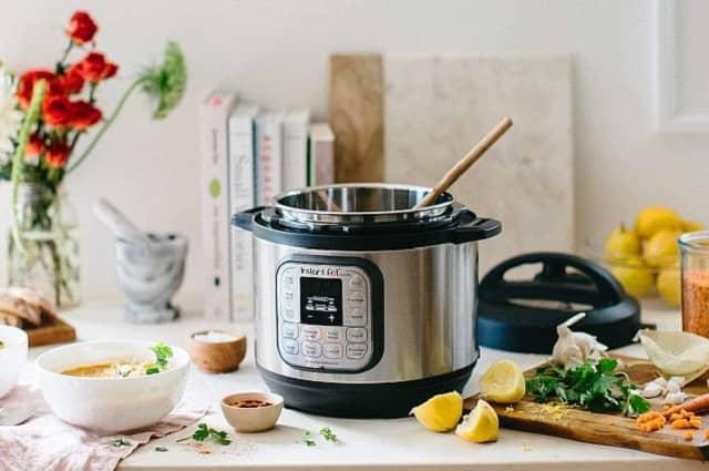 Instant Pot Duo Mini Pressure Cooker