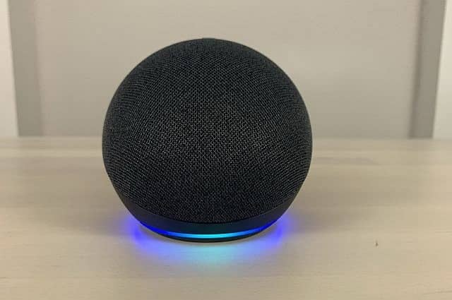 Echo Dot 4th Generation Smart Speaker