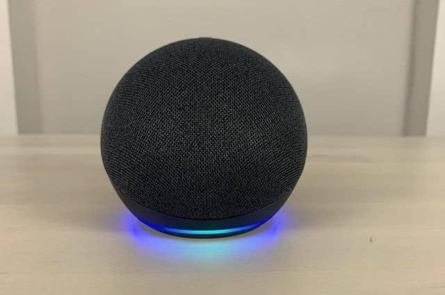 Echo Dot 4th Generation Smart Speaker