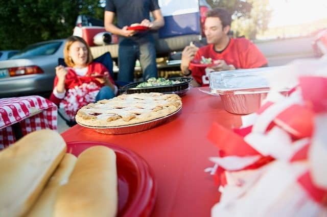 The Best COVID Safe Tailgating Spots