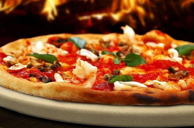 Cast Elegance 14″ x 16″ Pizza Stone