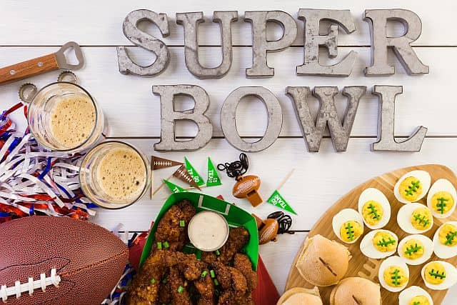 7 Tips for Your Big Game Homegate Party