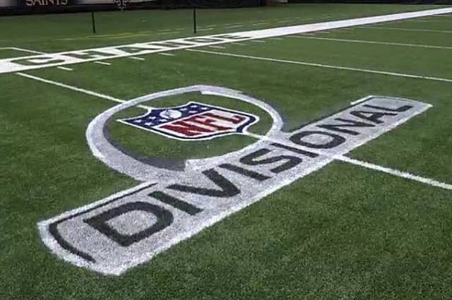 NFL Division Playoff Sunday Games