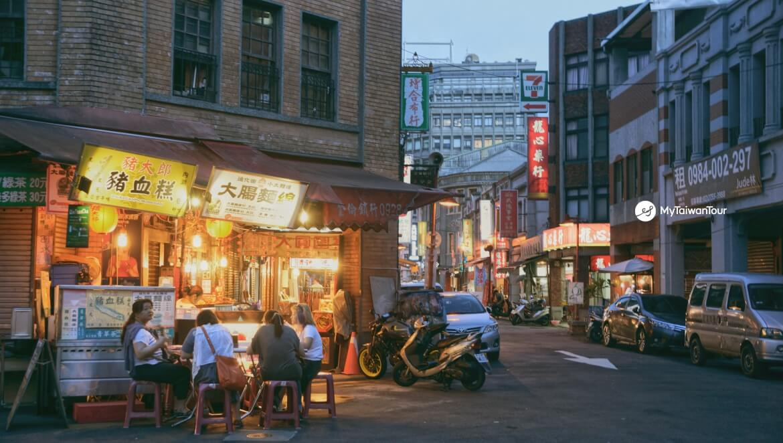 MyTaiwanTour_Cheap eats in Taiwan_street food