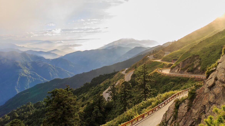 cycling route in Taiwan_lishan.jpg