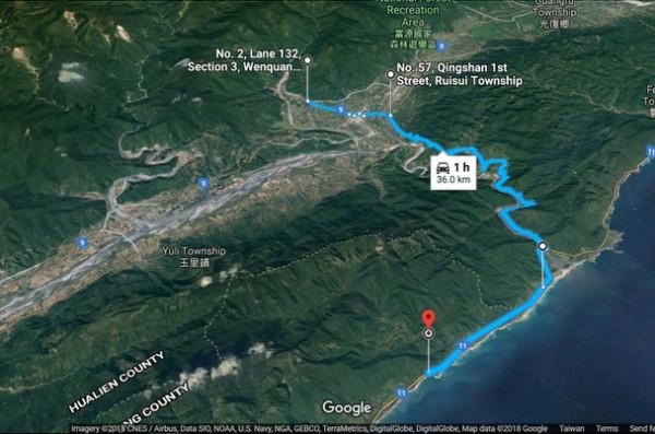 13 - East Taiwan Ride D3