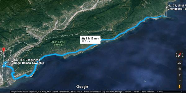 17 - East Taiwan Ride D4