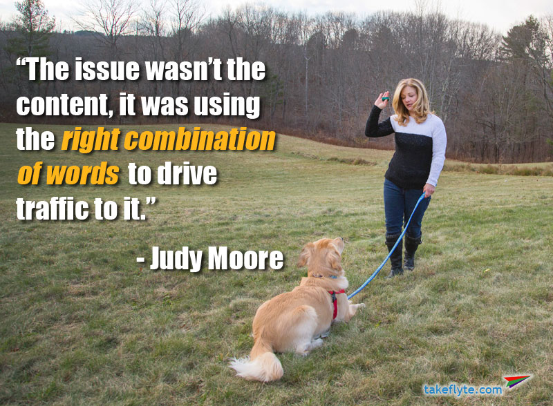Maine Canine Behaviorist Judy Moore