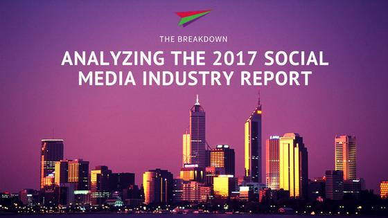 social media breakdown 2017