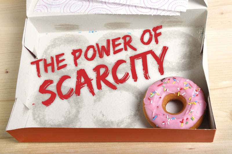 The Power of Scarcity