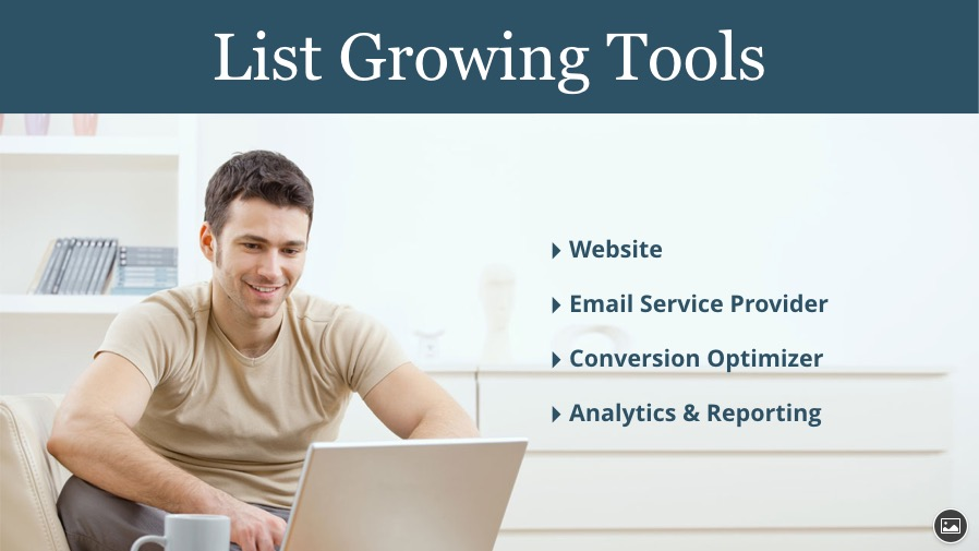 Email List Growing Tools
