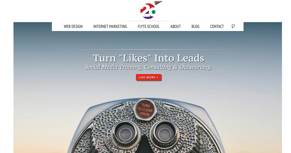 Maine Web Design, Social Media & SEO | flyte new media