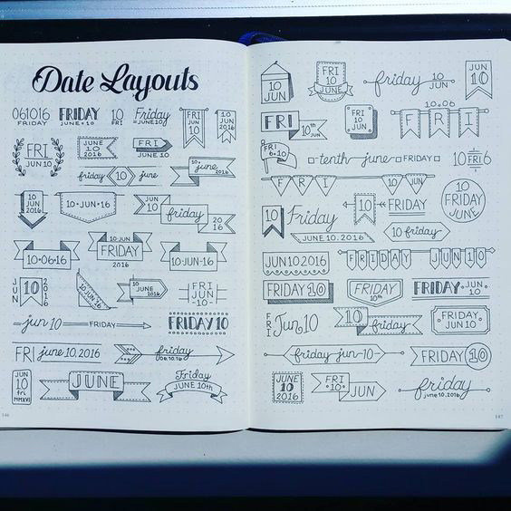13 Awesome Bullet Journal Tips To Help Make The Perfect Journal
