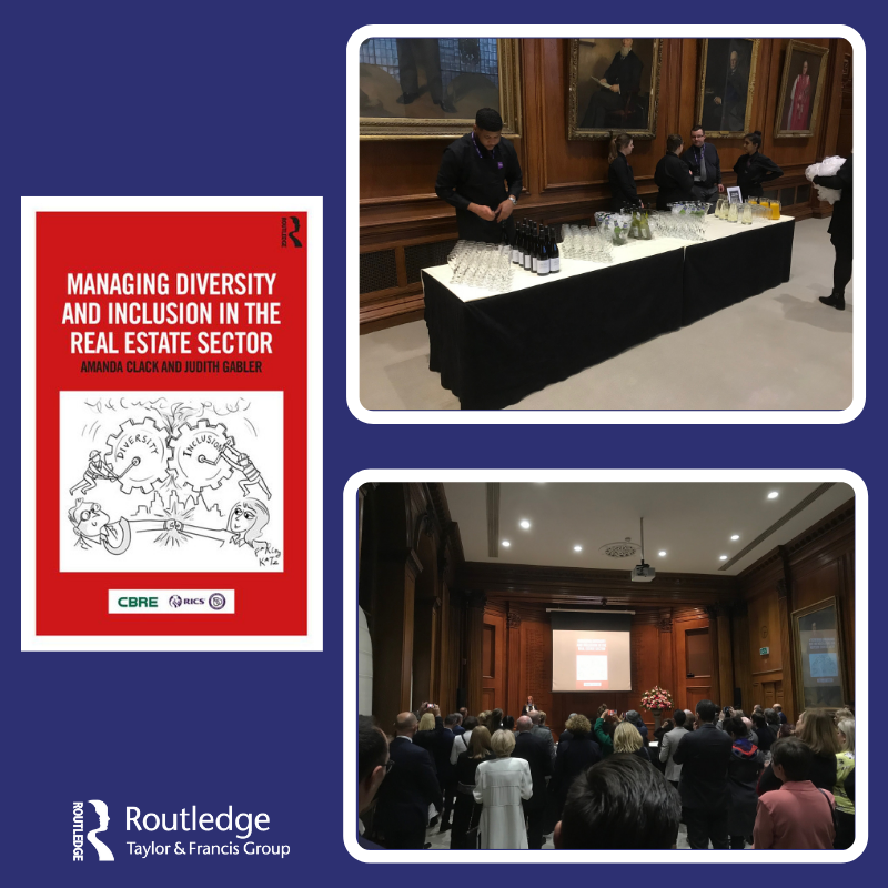 Audio: Book Launch: Managing Diversity and Inclusion in the