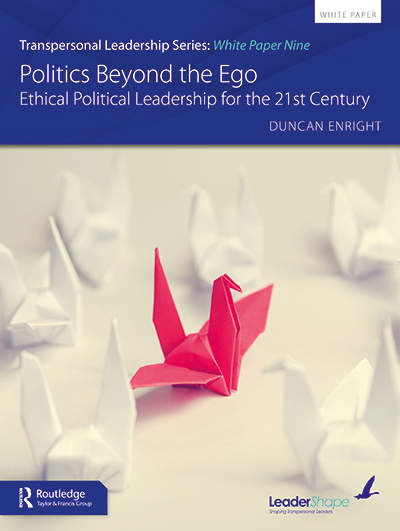 Politics Beyond the Ego