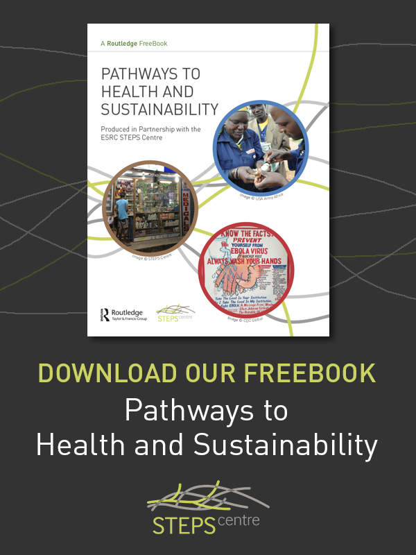 Pathways to Health and Sustainability FreeBook