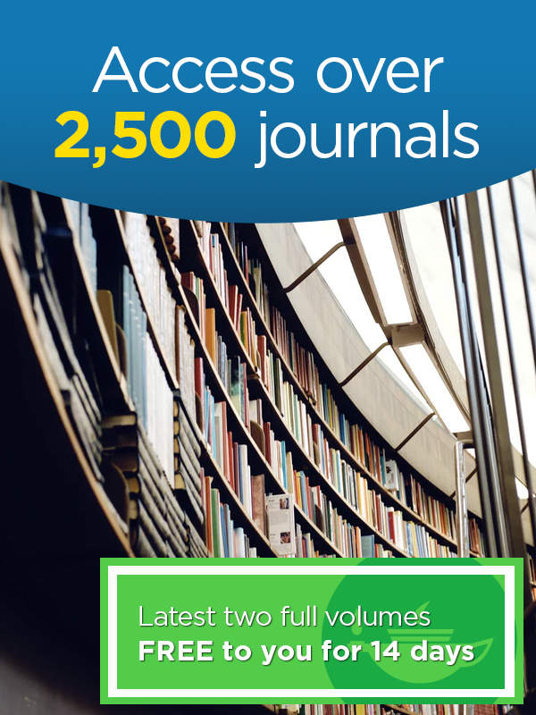Access over 2,500 Journals
