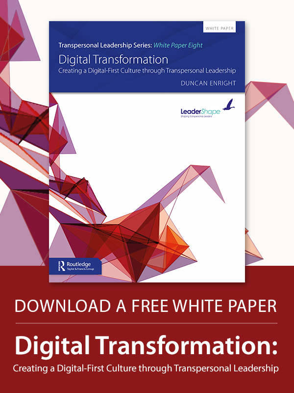 Digial Transformation White Paper