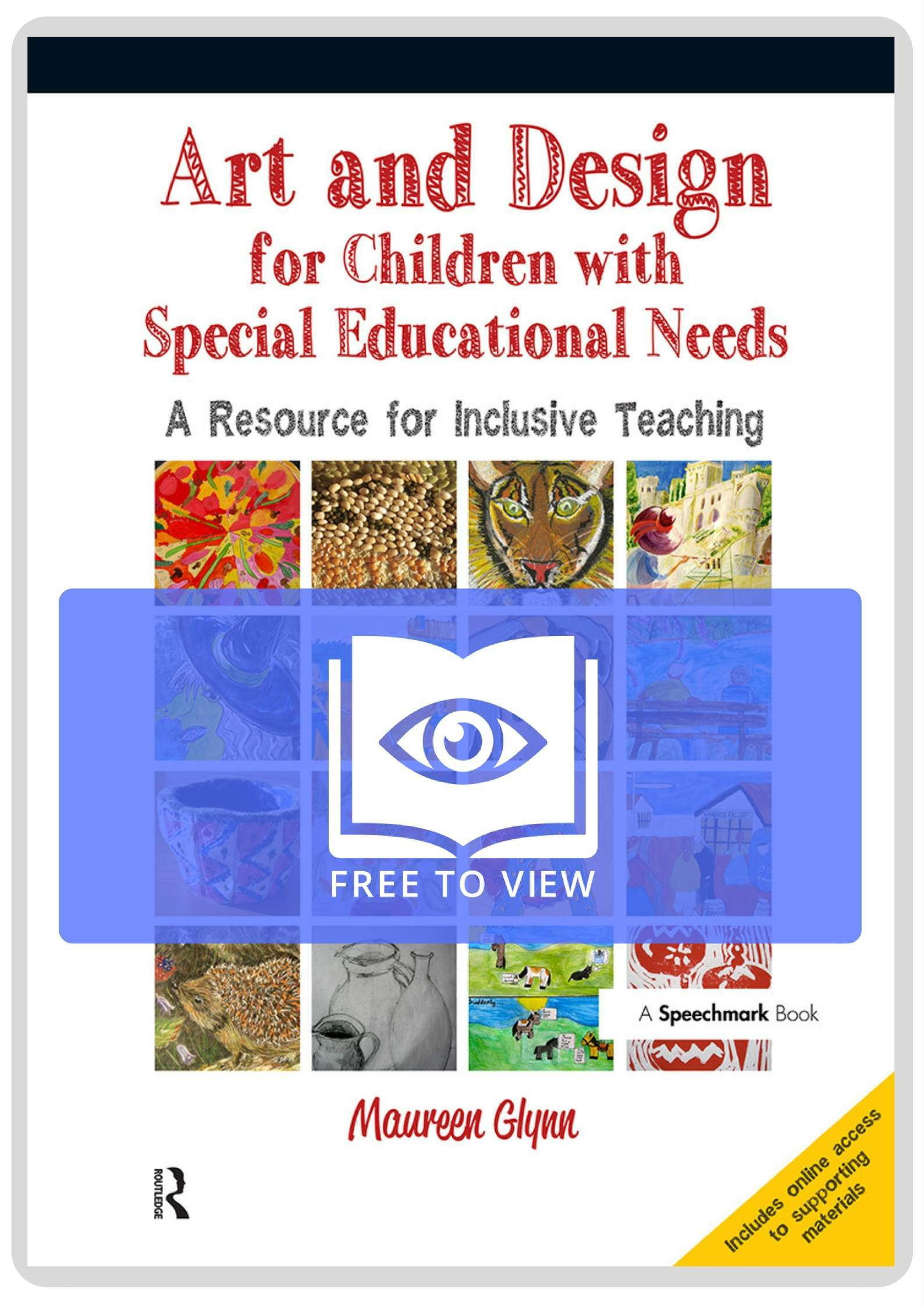 Art and Design for Children with SEN Free-2-View
