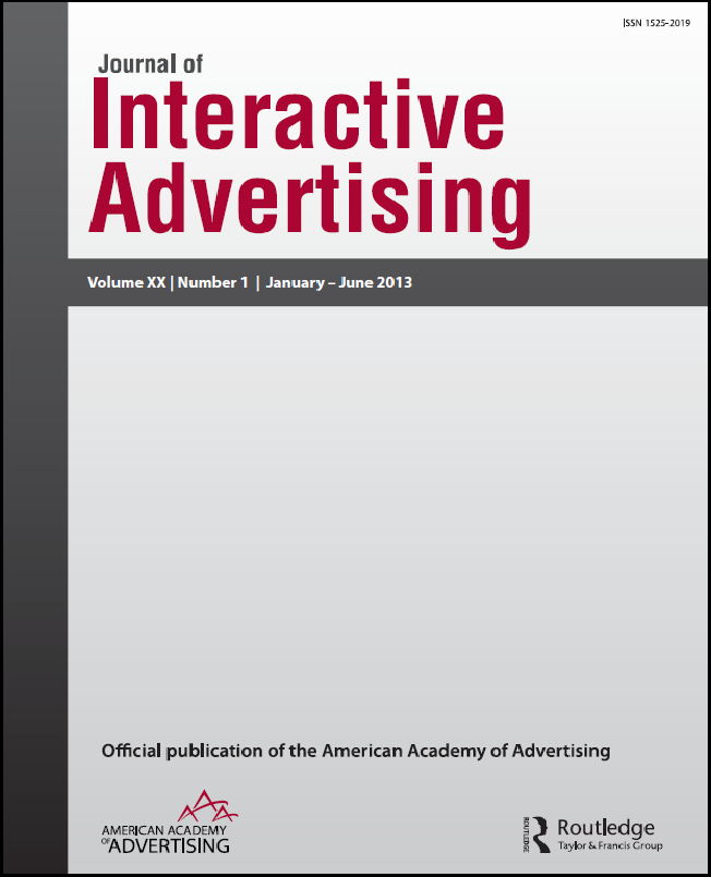 journal of advertising Ad age is the leading global source of news, intelligence and conversation for marketing and media communities -- get all the breaking news, right now.