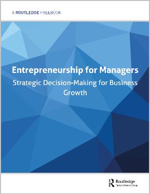Entrepreneurship for Managers FreeBook