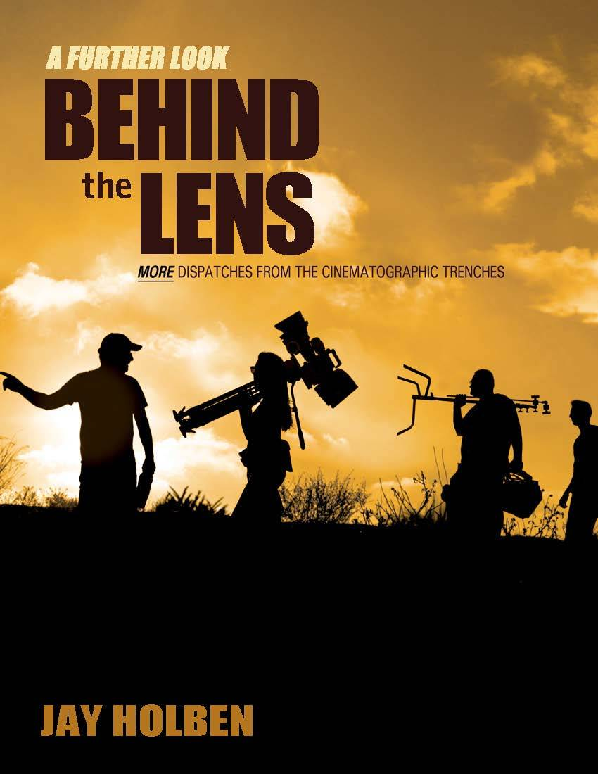Behind the Lens FreeBook