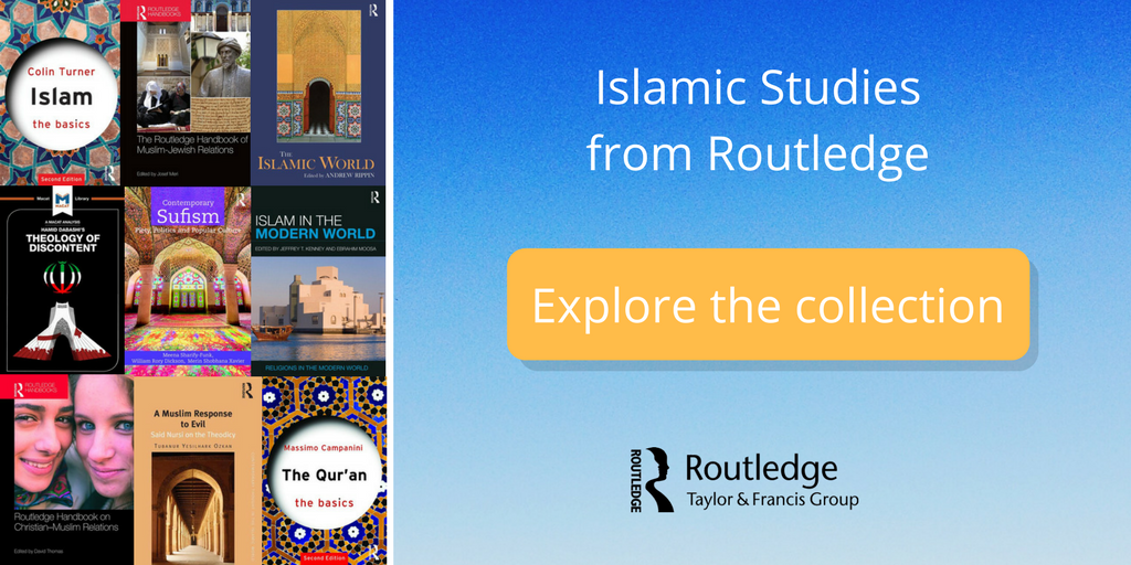 Islamic Studies from Routledge