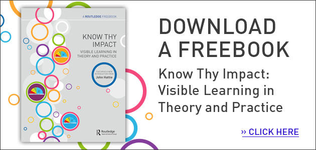 Know Thy Impact: Visible Learning in Theory and Practice FreeBook