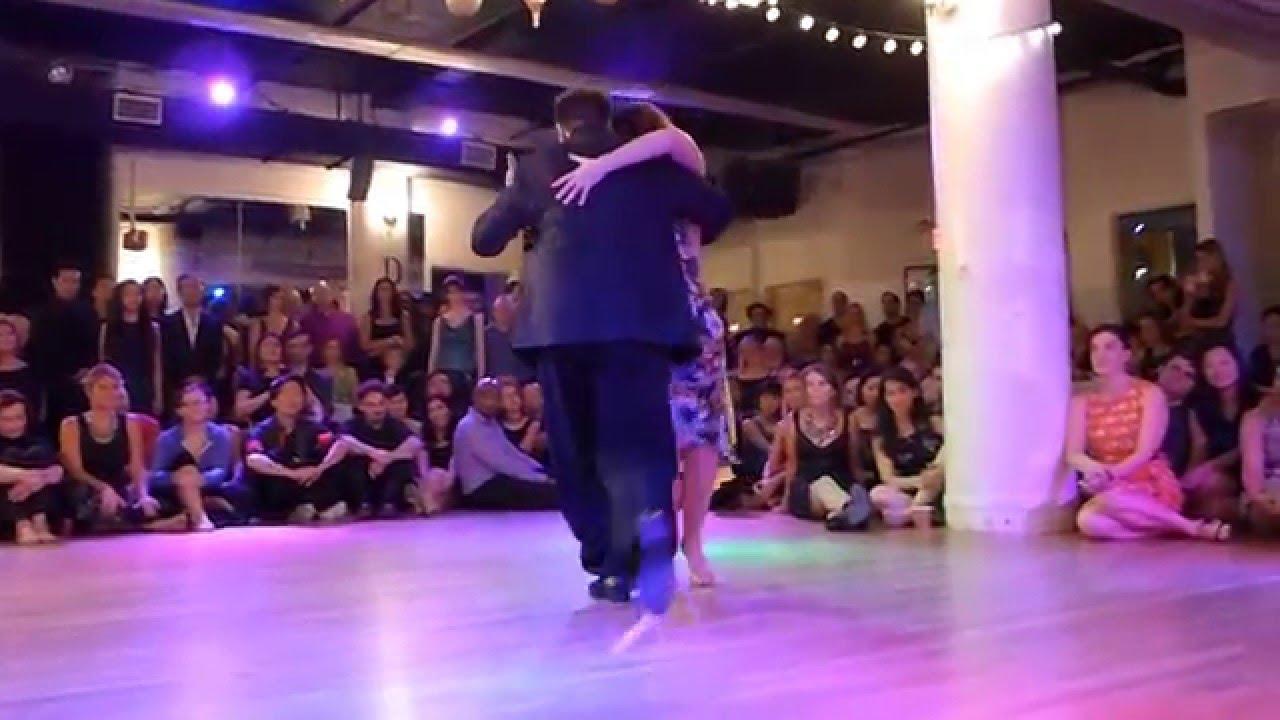 Mariano Chicho Frumboli & Juana Sepulveda — NYC 2016