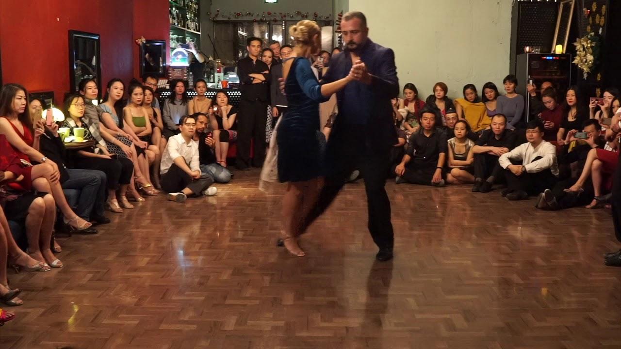 Rino Fraina & Graziella Pulvirenti — Shanghai 2018