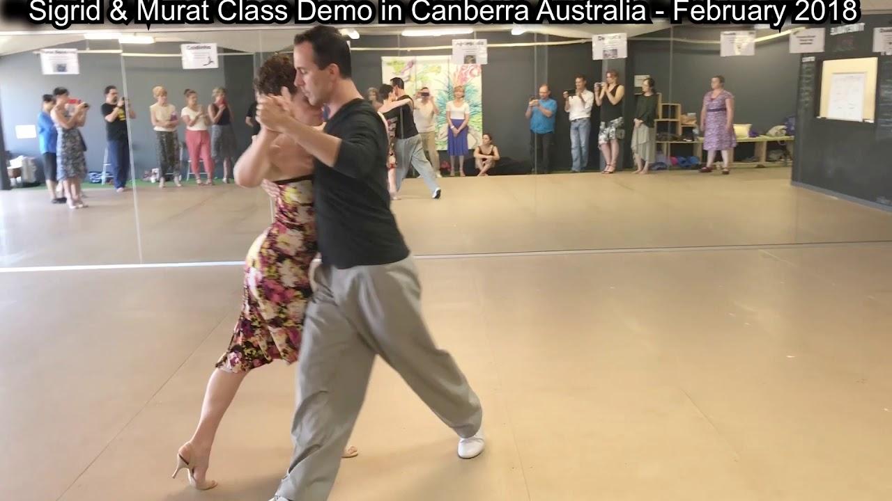 Murat Erdemsel & Sigrid Van Tilbeurgh — Australia 2018
