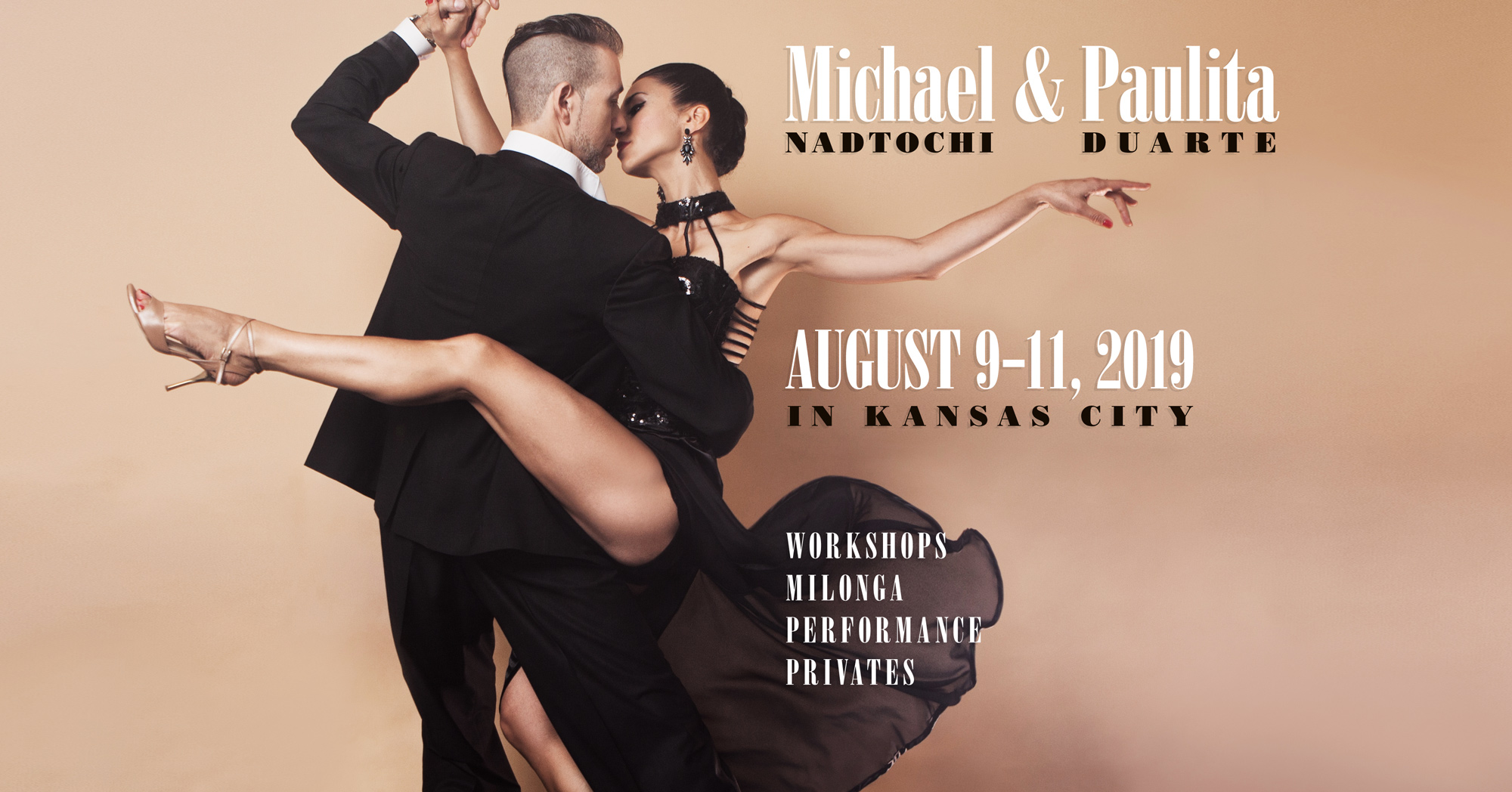 TM Presents: Michael Nadtochi & Paulita Duarte — August 2019
